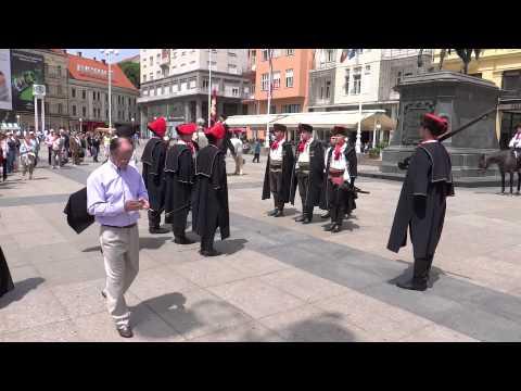 Kravat Regiment - Zagreb - Croatia