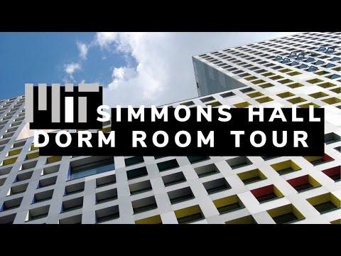 MIT Dorm Room Tour: Simmons Hall (2016)