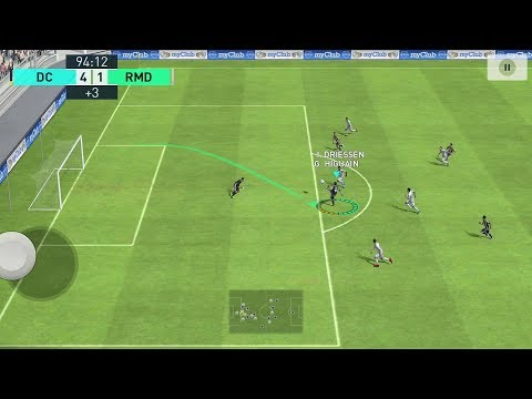 Pes 2018 Pro Evolution Soccer Android Gameplay #39