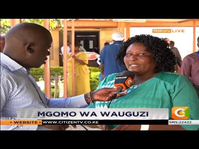 Mgomo wa wauguzi umeingia siku ya pili Nakuru