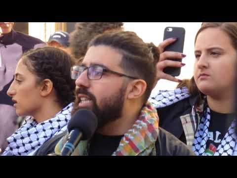 Hands Off Palestine! 2017/12/09