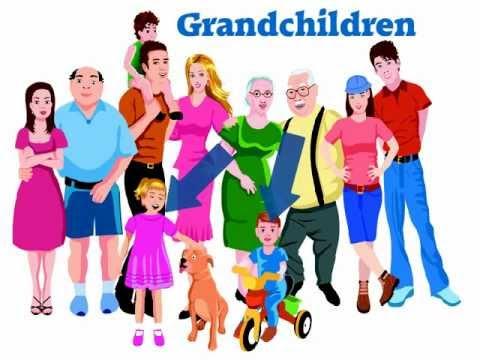 Membres de la famille en anglais anglais facile - Grange les meubles de famille ...