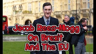 Jacob Rees-Mogg On Brexit And The EU