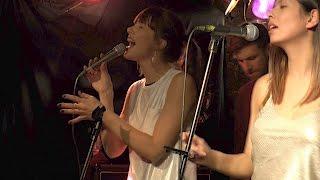 Caramel Club Band Live im Januar 2017