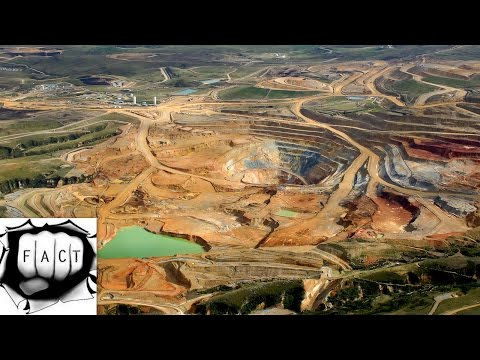 Top 10 Largest Gold Mines In The World
