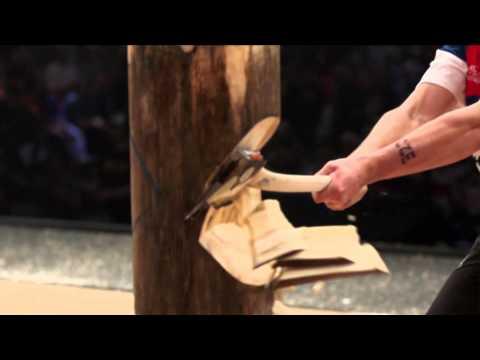 STIHL Timbersports World Championship 2014 individual Episode