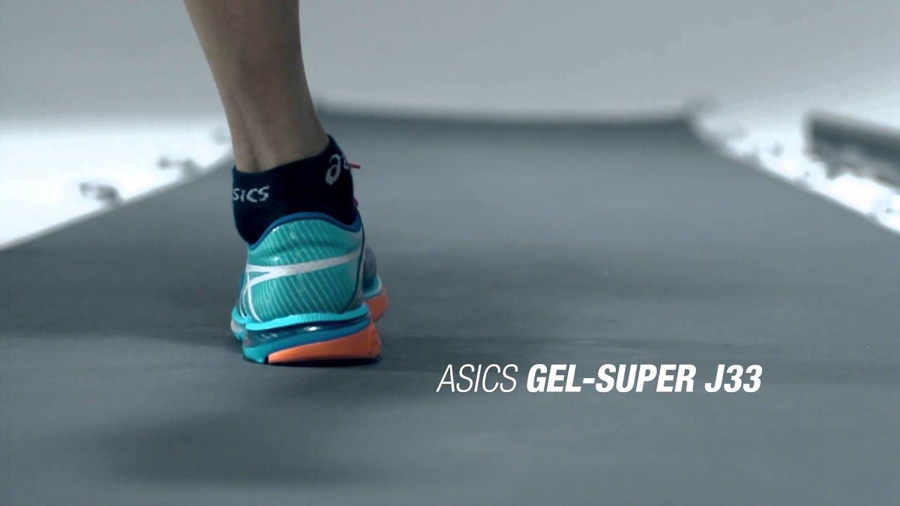 super beliebt speziell für Schuh 100% echt ASICS SuperJ - der Natural Runner für Überpronierer