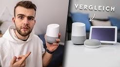 Welchen Google Home Speaker sollte man kaufen? - Der Vergleich