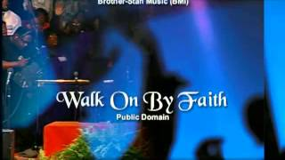 "Because of Who You Are (DVD) - Bishop Paul S. Morton & The FGBCF Mass Choir, ""Let It Rain"""