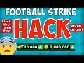 How To HACK Football Strike Game-unlimited Money And Cash