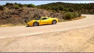 Test: ferrari 458 italia