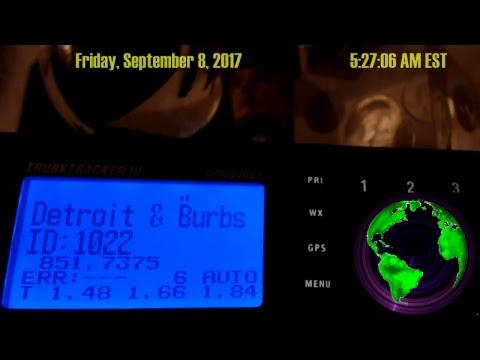 🔴 Live Metro Detroit Police Scanner September 7, 2017 Start: 3:19 PM EST Western Southern Burbs