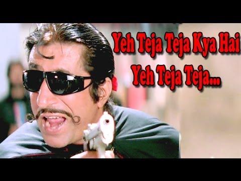 Best Comedy Scenes of Shakti Kapoor - Andaz Apna Apna Jukebox
