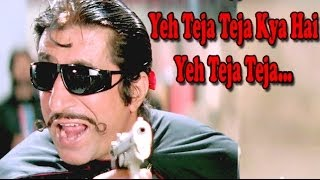Best Comedy Scenes of Shakti Kapoor - Andaz Apna Apna Jukebox
