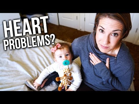 Heart Problems?! Scary Early Pregnancy Symptom Nobody Warned Me About
