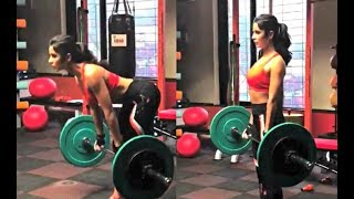 Katrina Kaif Workout Video