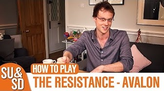 The Resistance: Avalon - How To Play