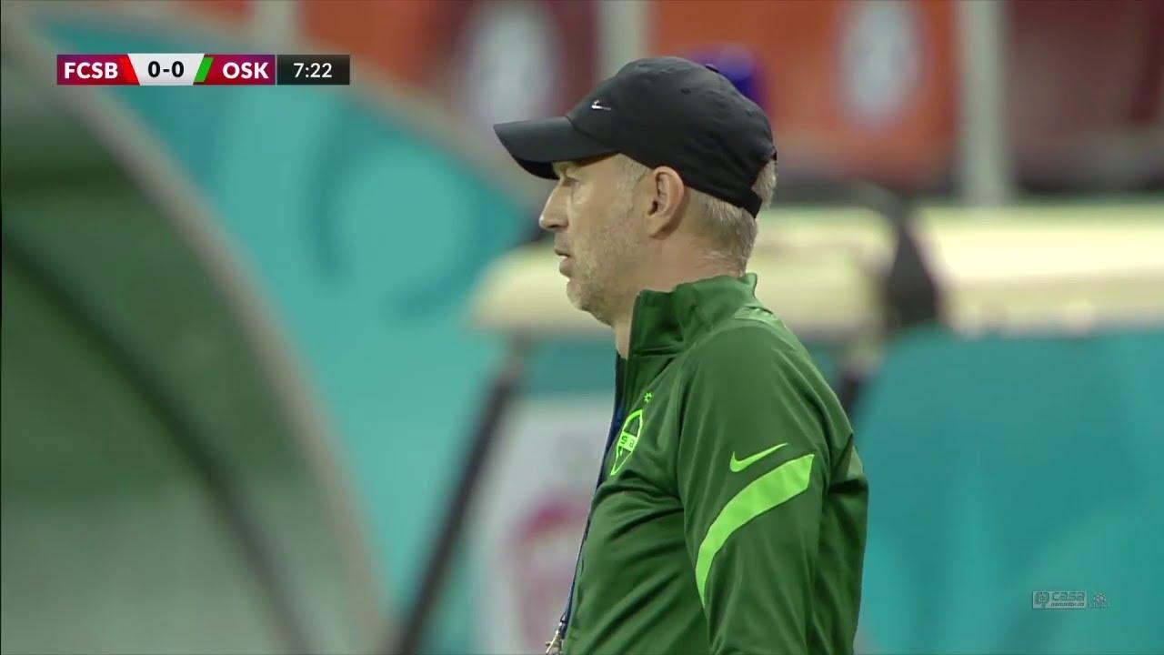 REZUMAT | FCSB - Sepsi OSK 1-1. Vlad l-a salvat pe Iordănescu de la înfrângere. A apărat un penalty