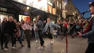 More dancing as Padraig sings 'Perfect' (Ed Sheeran)
