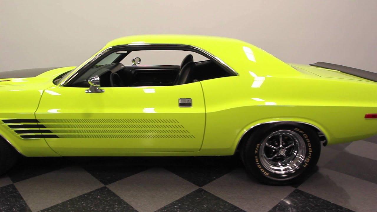 90 TPA 1974 Dodge Challenger - YouTube