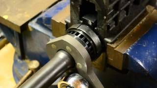 Yankee Hill Machine Diamond Free Float Rail Install
