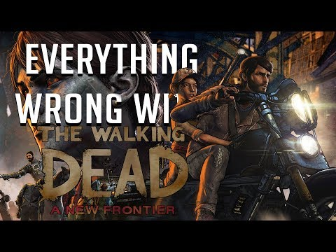 GamingSins: Everything Wrong with The Walking Dead: A New Frontier Ep. 5 - From The Gallows