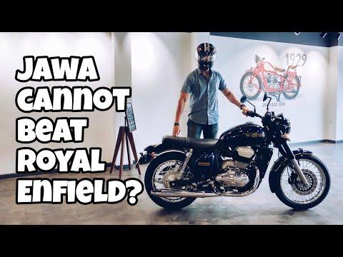 Jawa Classic And Jawa 42 Review - Better Than Royal Enfield ?