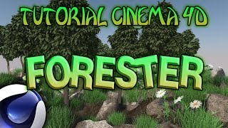 🌴 PLUGIN FORESTER PARA CINEMA 4D - TUTORIAL🌳