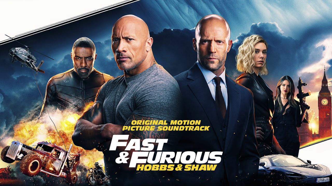 Hobbs and Shaw Soundtrack | POPSUGAR Entertainment