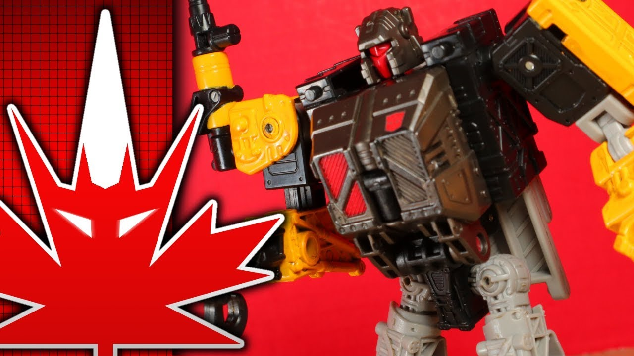 Transformers Generations Earthrise Ironworks Review By TFanPage101