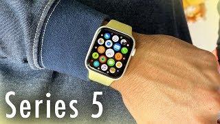 Apple Watch Series 5 - Parfaite mais...
