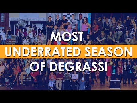 The Most Underrated Season Of Degrassi