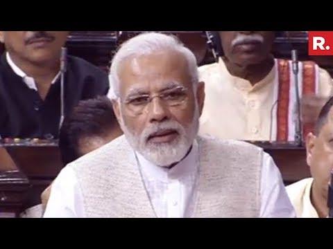 PM Modi Bids Farewell To Hamid Ansari