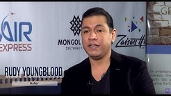Hollywood in Mongolia | Rudy Youngblood | MNB World