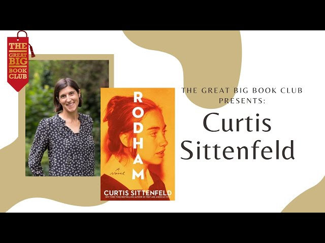 Author of the Week: Curtis Sittenfeld on 'Rodham'