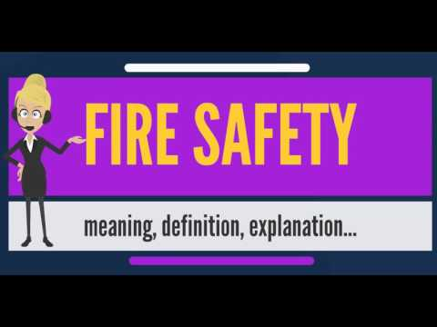 what-is-fire-safety?-what-does-fire-safety-mean?-fire-safety-meaning,-definition-&-explanation
