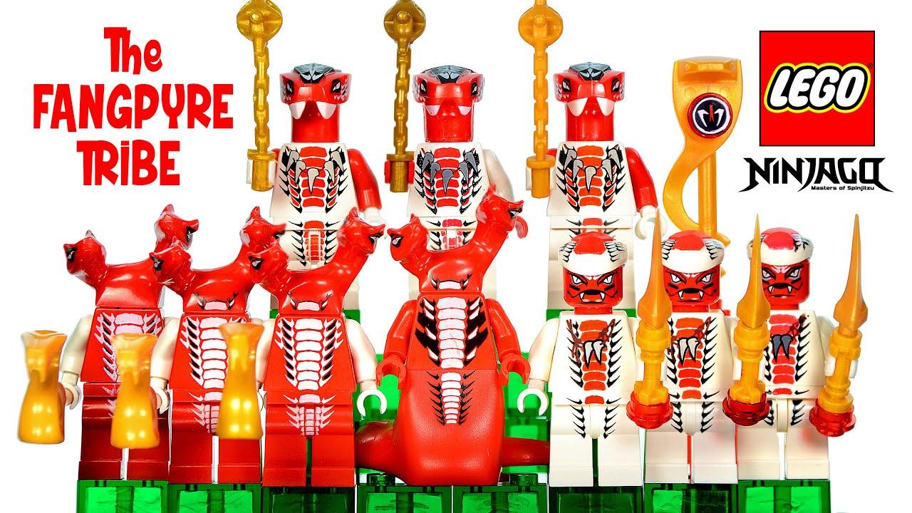 Lego Ninjago Serpentine Generals Names Serpentine Brickipedia FANDOM