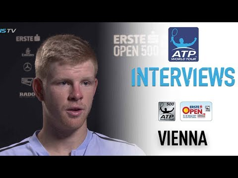 Edmund Delighted With Run To Vienna 2017 SFs