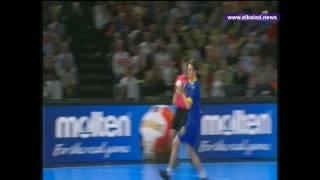 كأس العالم لكرة اليد..السويد تتقدم على مصر 8 / 2 في 15 دقيقة.. فيديو