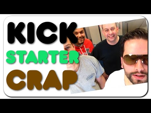Kickstarter Crap - GatorDudes