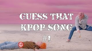 guess that kpop song in 1 second 1 2016 edition