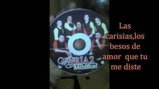 Mi Corazon - VARIA2 MUSIKAL 2011 Inedita 100% V2M letra