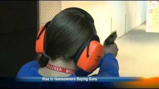 More Women And Elderly Obtain Firearms Training By Wvlt - Tv News 8 Knoxville, Tn