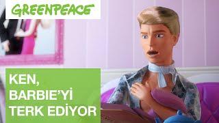 Ken, Barbie'yi terk ediyor
