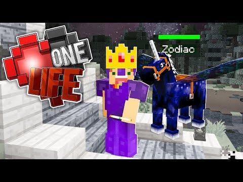 I TOOK BACK ZODIAC FROM LIZZIE!!! | ONE LIFE #30
