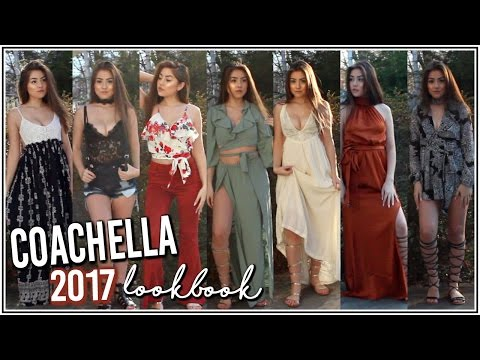 Coachella / Music Festival Inspired Outfit Ideas ♡ A Lookbook ft. Fashion Nova