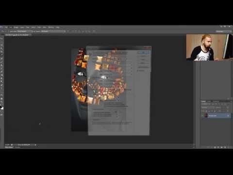 Как сохранять фото для печати, вконтакте или facebook. Урок фотошопа. Видеоуроки Pro Photoshop