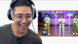 Music Producer Reacts to TNT Boys Flashlight