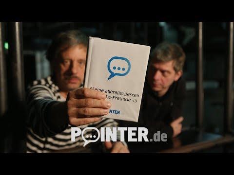 Die Beatsteaks im Pointer-Freundebuch
