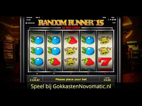 Random Runner 15 Slot Machine Online ᐈ Novomatic™ Casino Slots